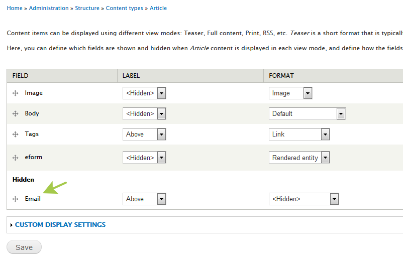 Access entity field with custom token | Drupal Insights, How